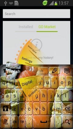 Sushi Keyboard-release