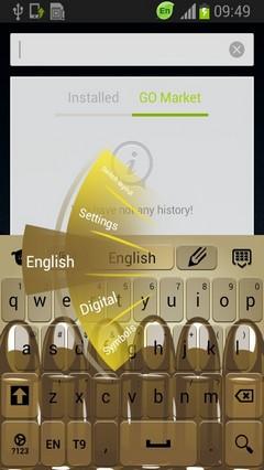Bullets Keypad-release