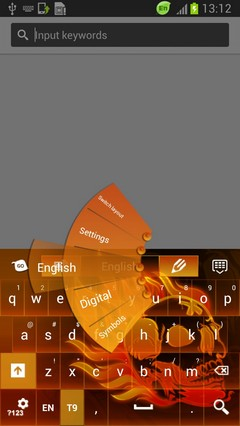 Fire Soul Keyboard