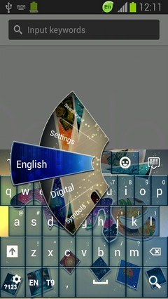 T-me Colors Keyboard