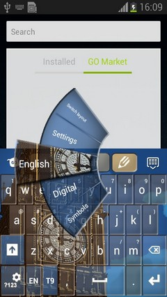 Big Ben Keyboard