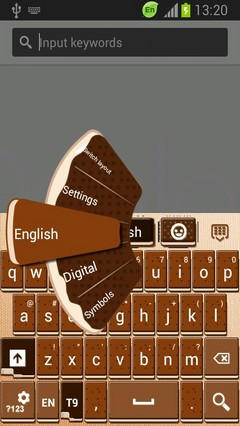 Sandwich Ice Cream Keyboard