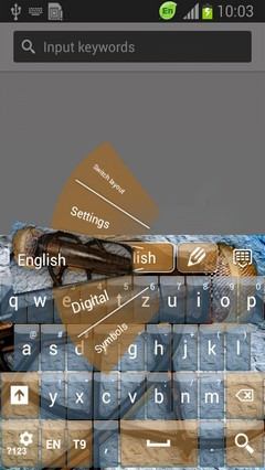 Microphone Keyboard