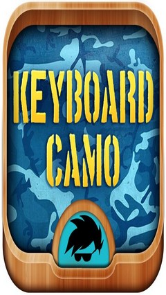 Keyboard Camo for GO Keyboard