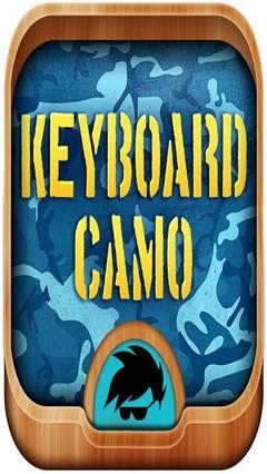 Keyboard Camo for GO Keyboard