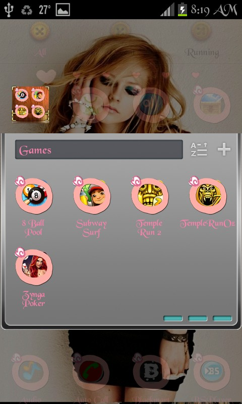 Avril Lavigne GO Super Theme TMC-331