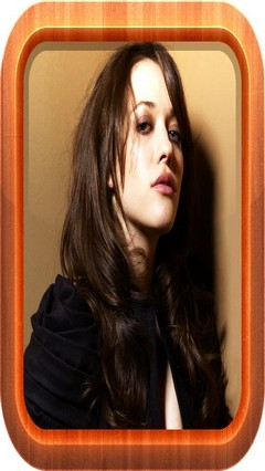 Kat Dennings Go Locker theme For Android Phone