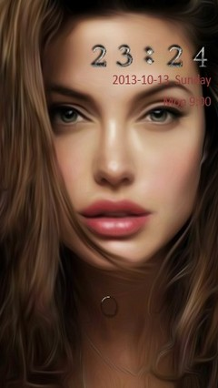 Angelina Jolie Go Locker