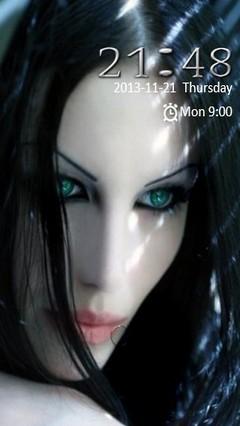 Dark Girl Go Locker