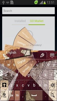 Skyscraper Keyboard-release