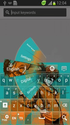 Fashion Design Keyboard