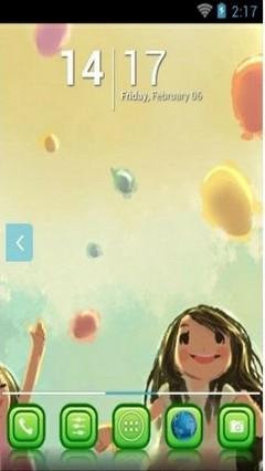 Very Cute Theme