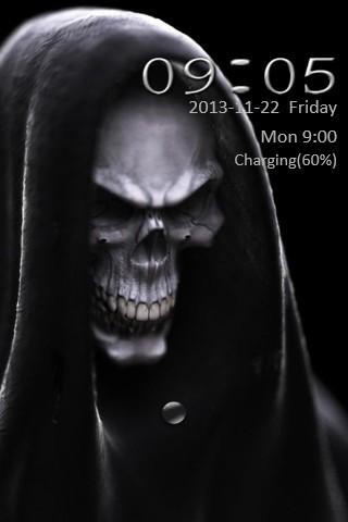 Dark Reaper Go Locker