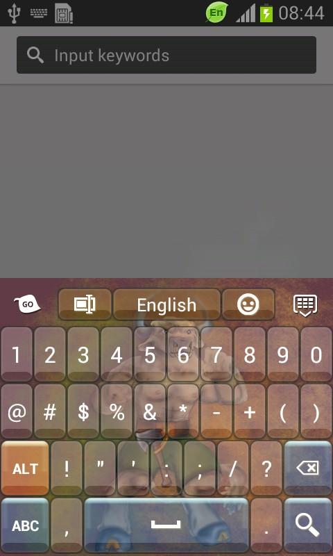Minotaur Keyboard-release