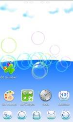 Cloud 3D Theme Launcher