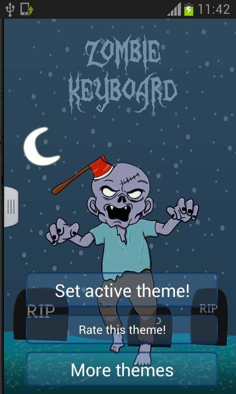 Zombie Keyboard
