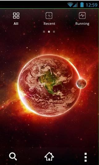 Planet by vanko Go theme