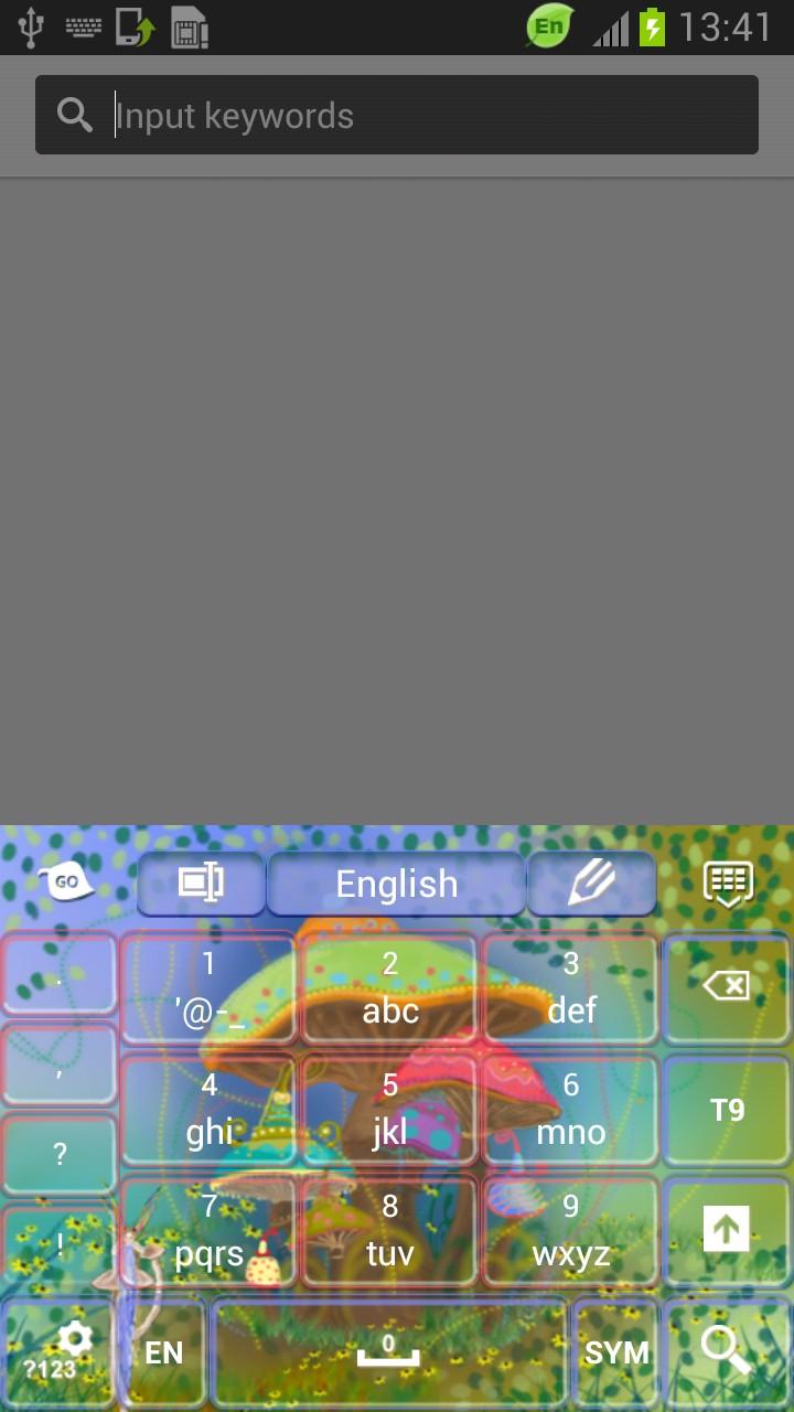 Magic World Keyboard