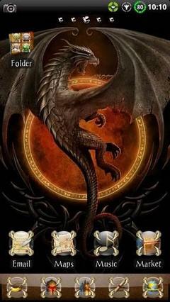 GO dragon