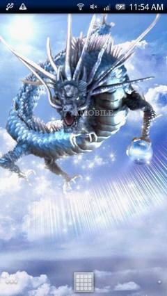 Dragon(live wallpaper)