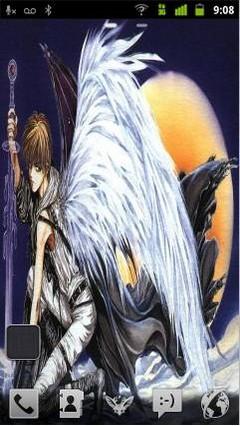 Angel Sanctuary theme