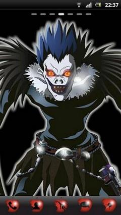 Death Note Theme GO Launcher