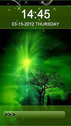 Green Night HD GoLocker
