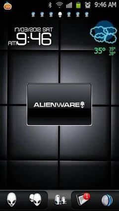 Alienware Morph Go Launcher