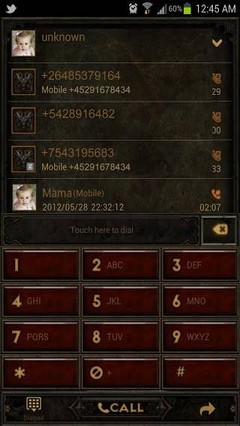 go contact dungeon theme
