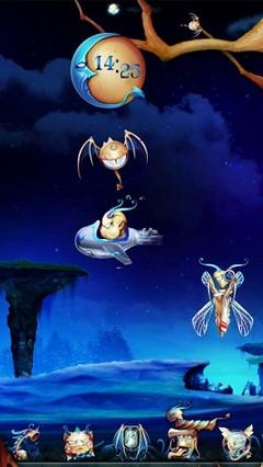 Monsters Land GO Super Theme