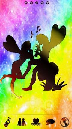 Dream Island Fairies Go Launcher