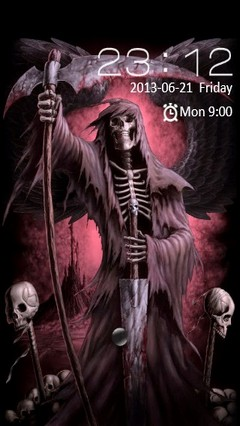 Reaper Go Locker