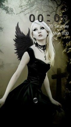 Dark Angel Go Locker