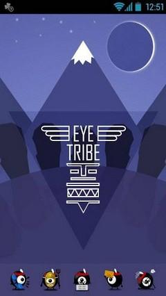 Eye Tribe - GO Launcher Theme