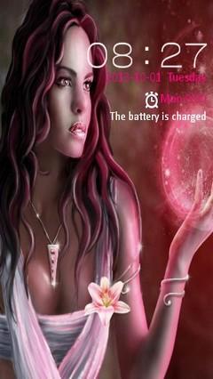 Fantasy Girl Locker