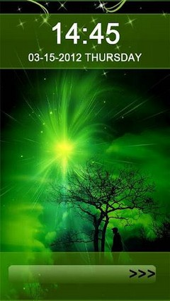 Green Night HD
