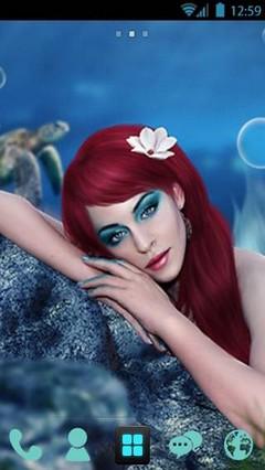 Underwater by vanko Go theme