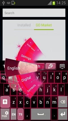 Glow Pink Keyboard-release