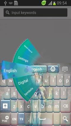 Medusa Keyboard-release