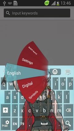 Thor Keyboard