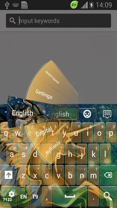Pegasus Keyboard