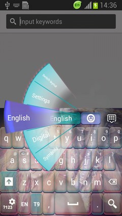 Night Angel Keyboard Free