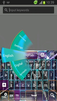 Space Station Keyboard