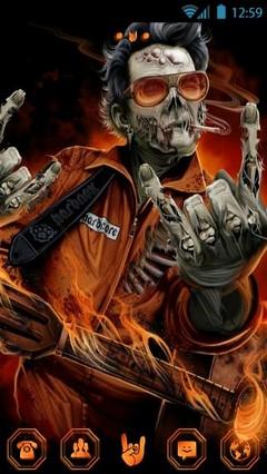 Rock Zombie ( 20 )