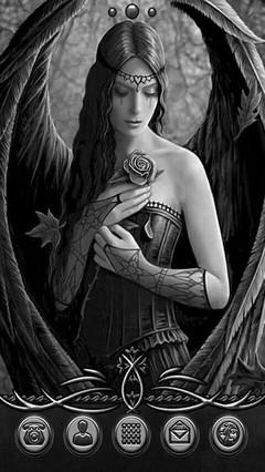 Black & White Theme