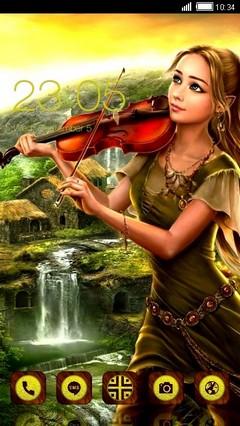 Music - Fantasy musician