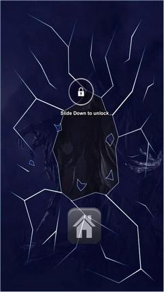 Dark Grim Reaper Lock Screen