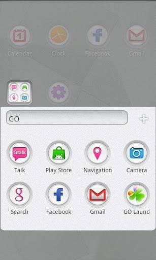 Magic Watch GO Launcher Theme 1.0