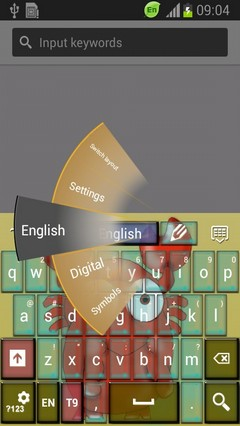 Cancer Keyboard