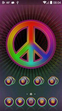 Peace 404